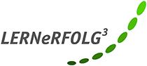 LERNeRFOLG3 – Die Experten für gehirngerechtes Lernen, Lehren und Präsentieren Logo